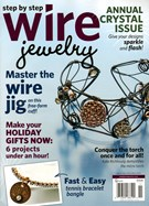 Step By Step Wire Jewelry Magazine 10/1/2013