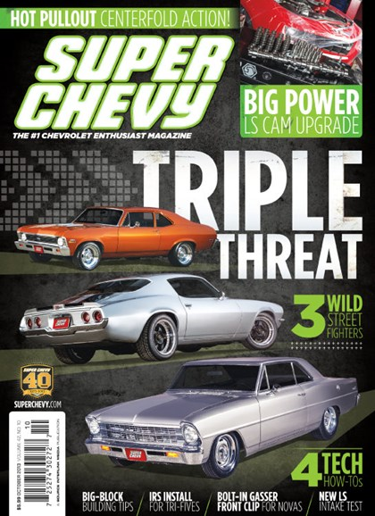 Super Chevy Cover - 10/1/2013