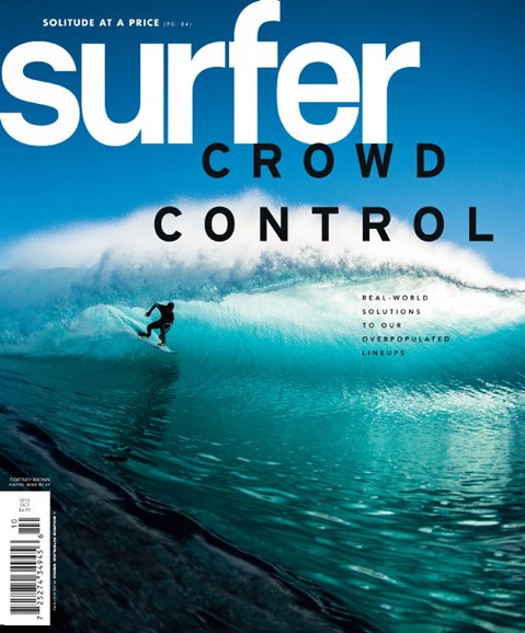 Surfer Cover - 10/1/2013