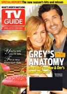 TV Guide Magazine 10/7/2013