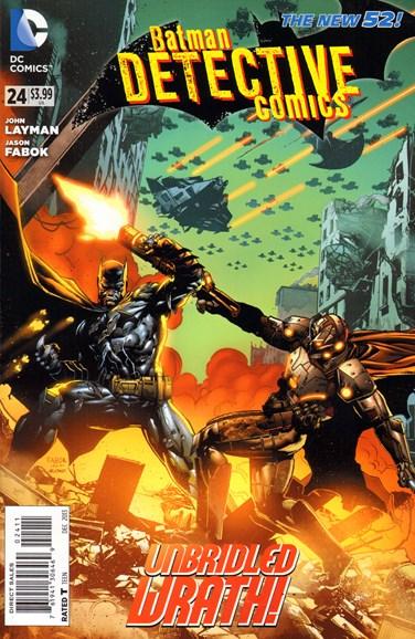 Detective Comics Cover - 11/1/2013