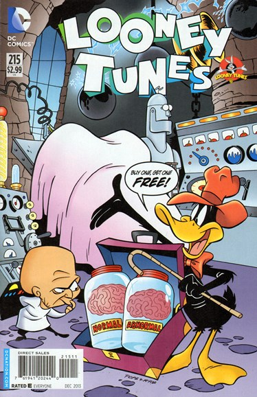 Looney Tunes Cover - 11/1/2013
