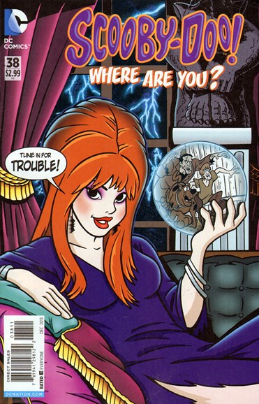 Scooby Doo, Where Are You? Cover - 11/1/2013