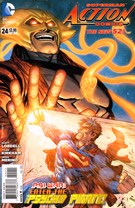 Superman Action Comics 11/1/2013
