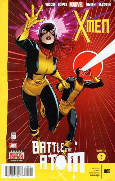 X-Men Gold Cover - 11/1/2013