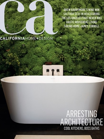 California Home & Design Cover - 9/1/2013