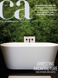 California Home & Design | 9/1/2013 Cover