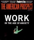 The American Prospect Magazine 9/1/2013