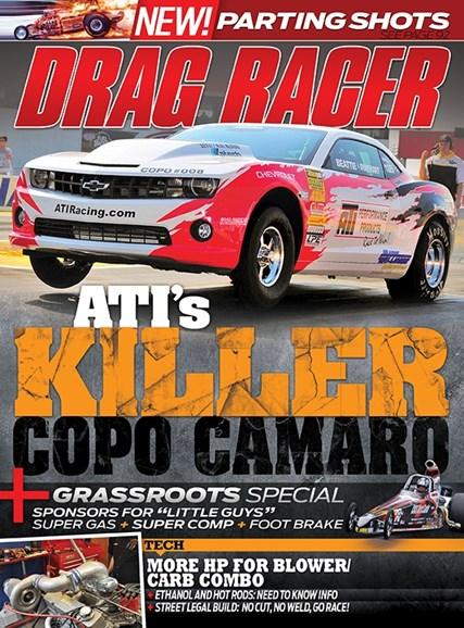 Drag Racer Cover - 11/1/2013