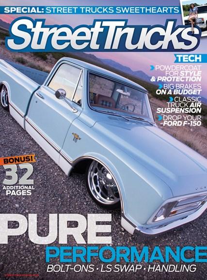 Street Trucks Cover - 11/1/2013