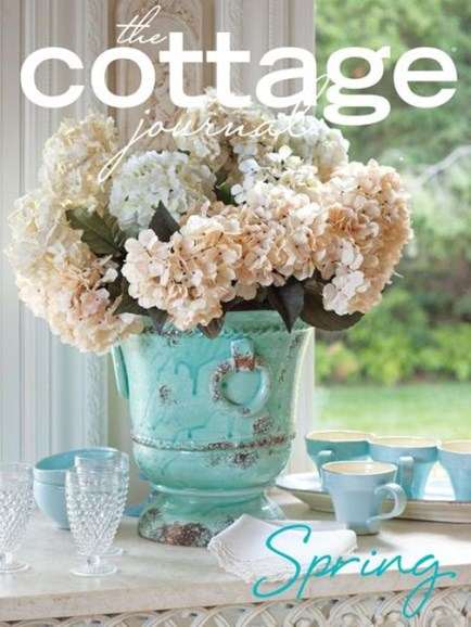 The Cottage Journal Cover - 3/1/2013