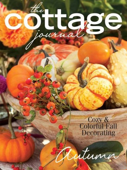 The Cottage Journal Cover - 9/1/2013