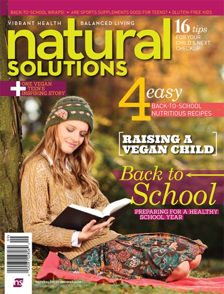 Natural Solutions Cover - 9/1/2013