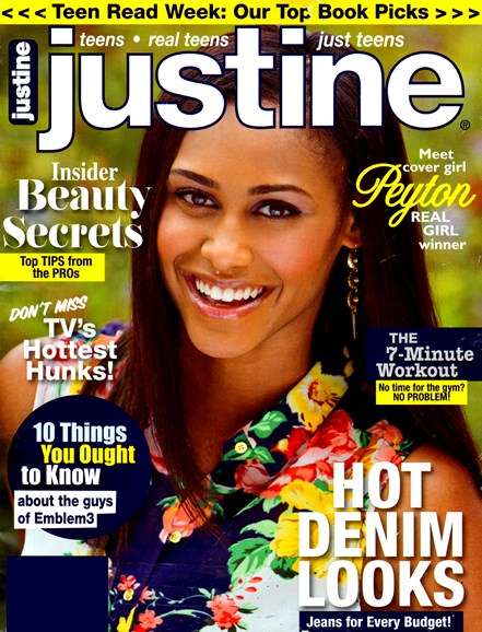 Justine Cover - 10/1/2013