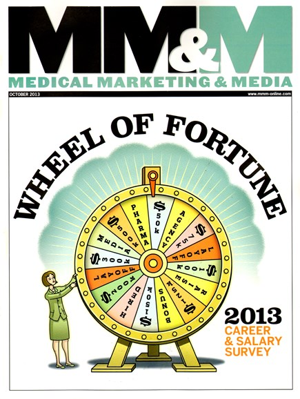 Medical Marketing & Media Cover - 10/1/2013