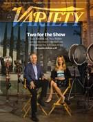 Weekly Variety Magazine 10/18/2013