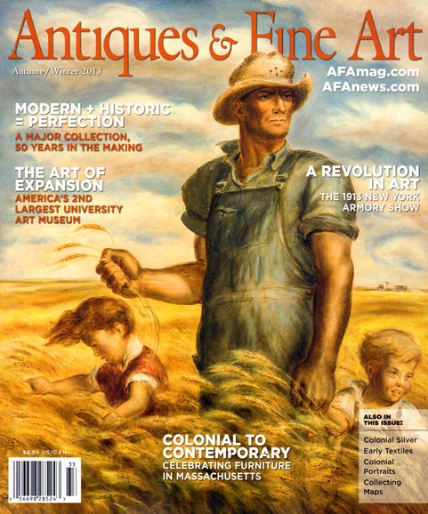 Antiques & Fine Art Cover - 11/1/2013