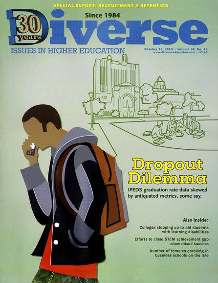 Diverse: Issues In Higher Education Cover - 10/10/2013