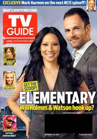 TV Guide Cover - 10/14/2013