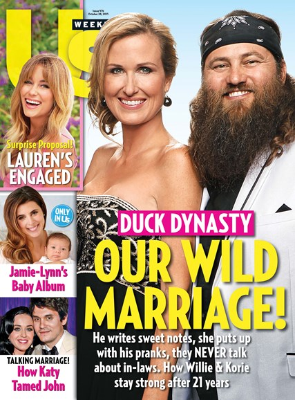Us Weekly Cover - 10/28/2013