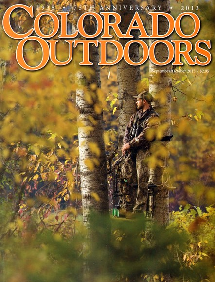 Colorado Outdoors Cover - 9/1/2013