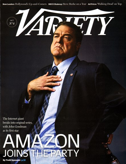 Variety Cover - 10/28/2013