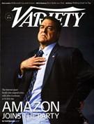 Weekly Variety Magazine 10/28/2013