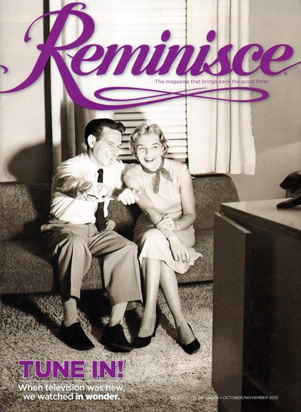 Reminisce Cover - 10/1/2013
