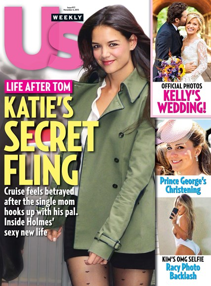 Us Weekly Cover - 11/4/2013