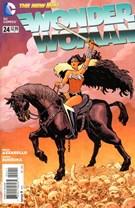 Wonder Woman Comic 12/1/2013
