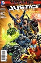 Justice League Comic 12/1/2013