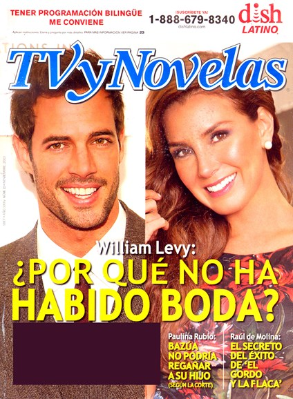Tv Y Novelas Cover - 11/1/2013