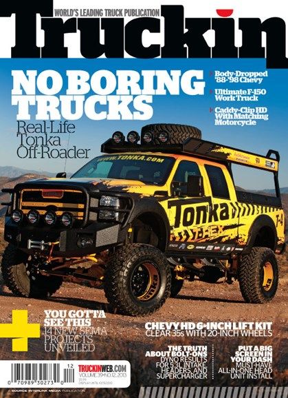 Truckin' Cover - 10/1/2013
