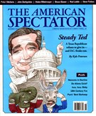 The American Spectator Magazine 11/1/2013