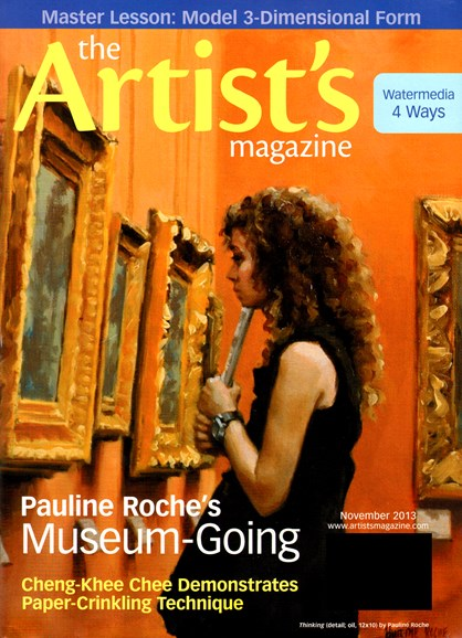Artists Cover - 11/1/2013