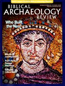 Biblical Archaeology Review Magazine 11/1/2013