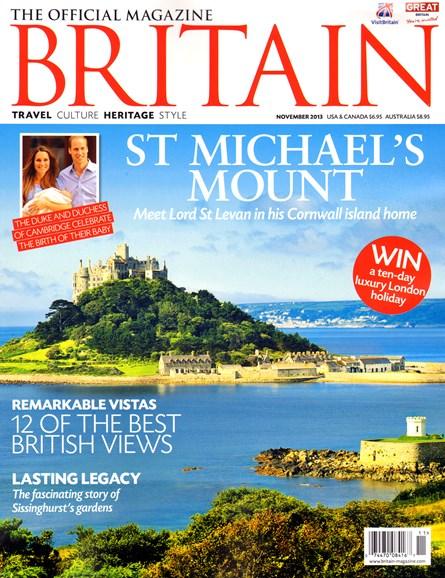 Britain Cover - 12/1/2013
