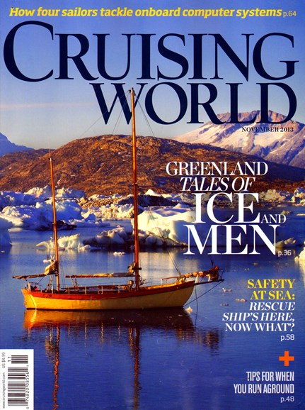 Cruising World Cover - 11/1/2013