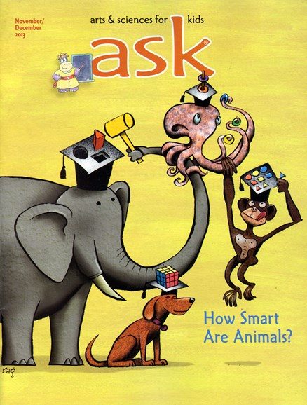 ask Cover - 11/1/2013