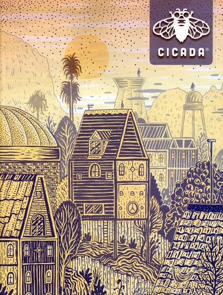 Cicada Cover - 11/1/2013