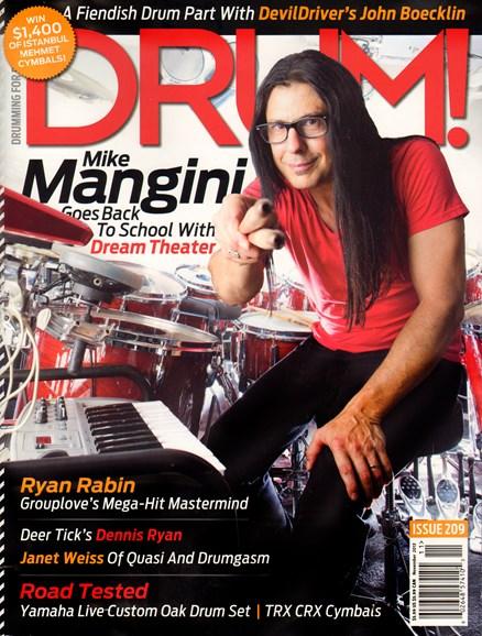 Drum! Cover - 11/1/2013