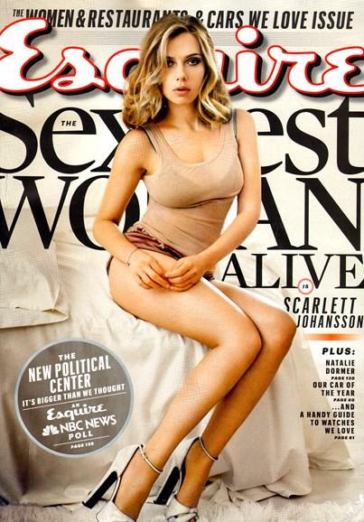 Esquire Cover - 11/1/2013