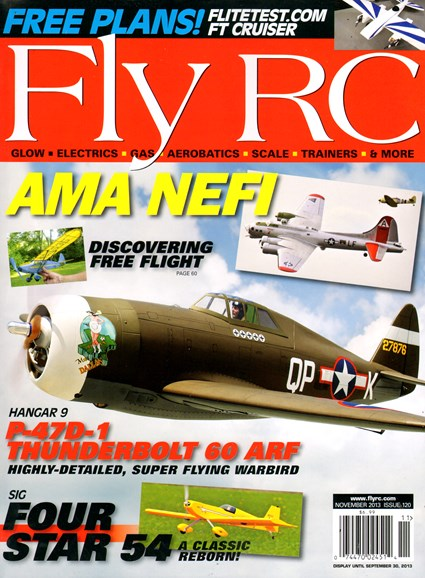 Fly RC Cover - 11/1/2013