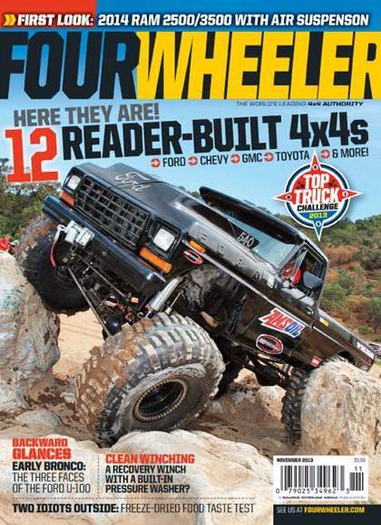 Four Wheeler Cover - 11/1/2013
