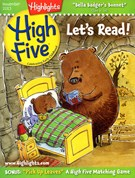 High Five Magazine 11/1/2013