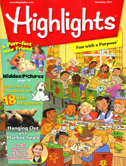 Highlights Cover - 11/1/2013