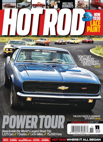 Hot Rod Cover - 11/1/2013