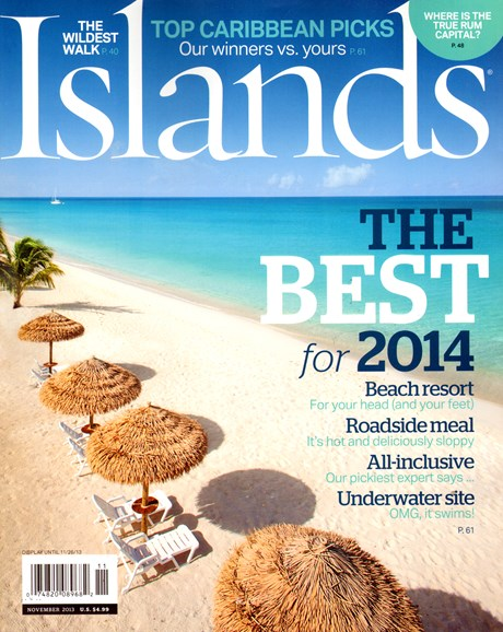 Islands Cover - 11/1/2013