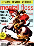 Mental Floss Magazine 11/1/2013