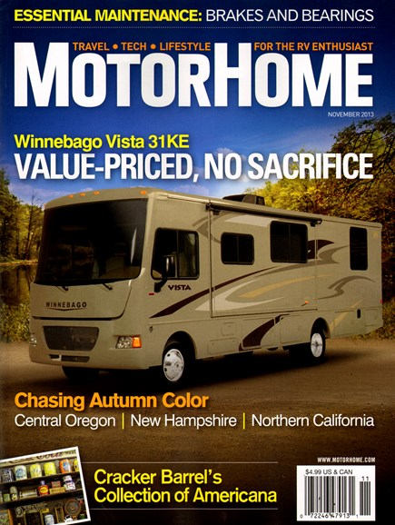 MotorHome Cover - 11/1/2013
